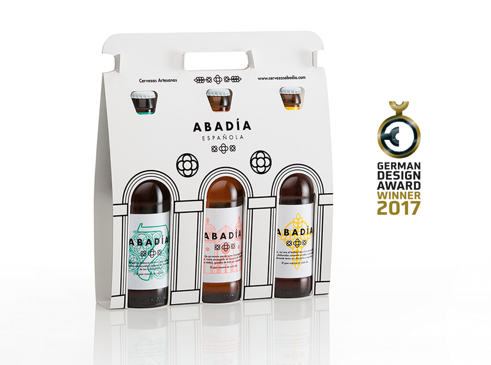 Abadia homeWinner - Corporate Identity -