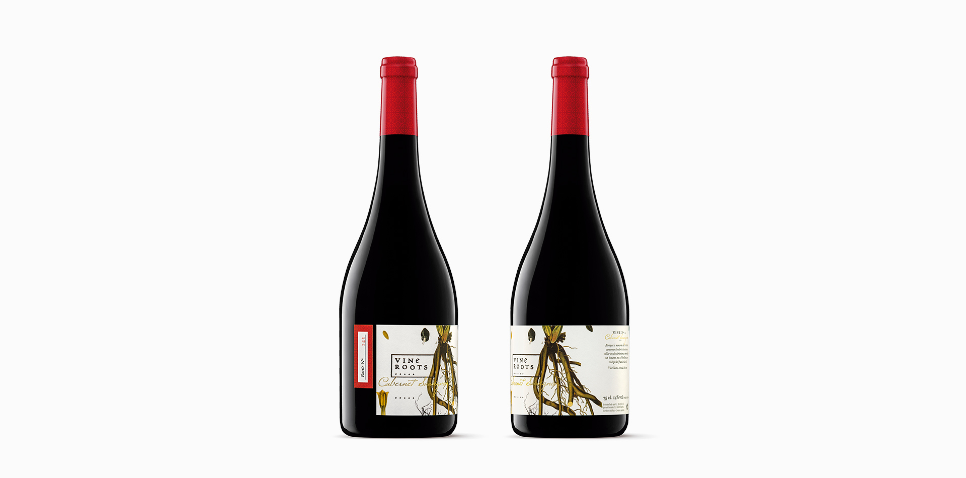 VineRootsSauvignonRojo - Vine Roots -