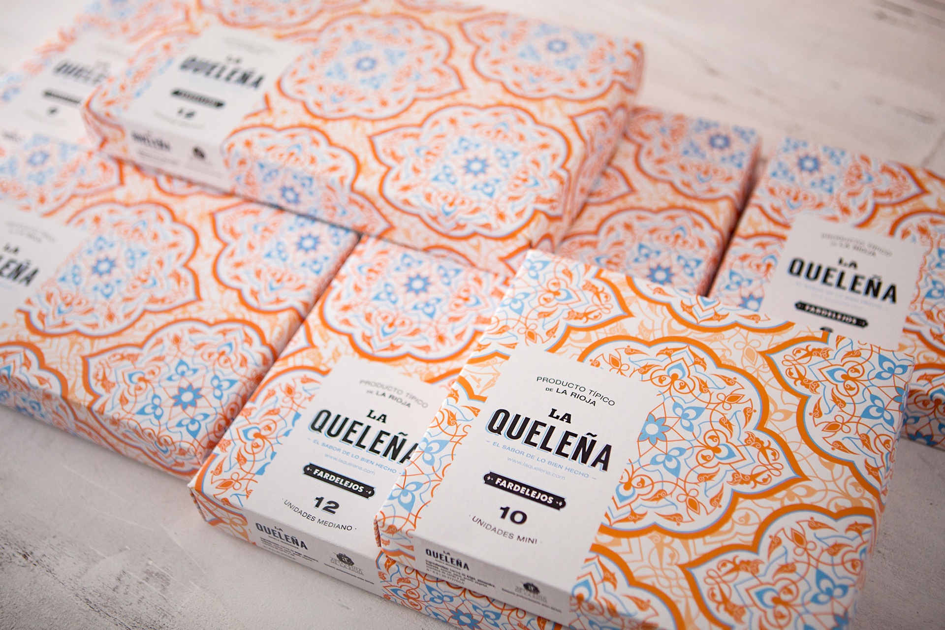 La Queleña Packaging formatos fardalejos