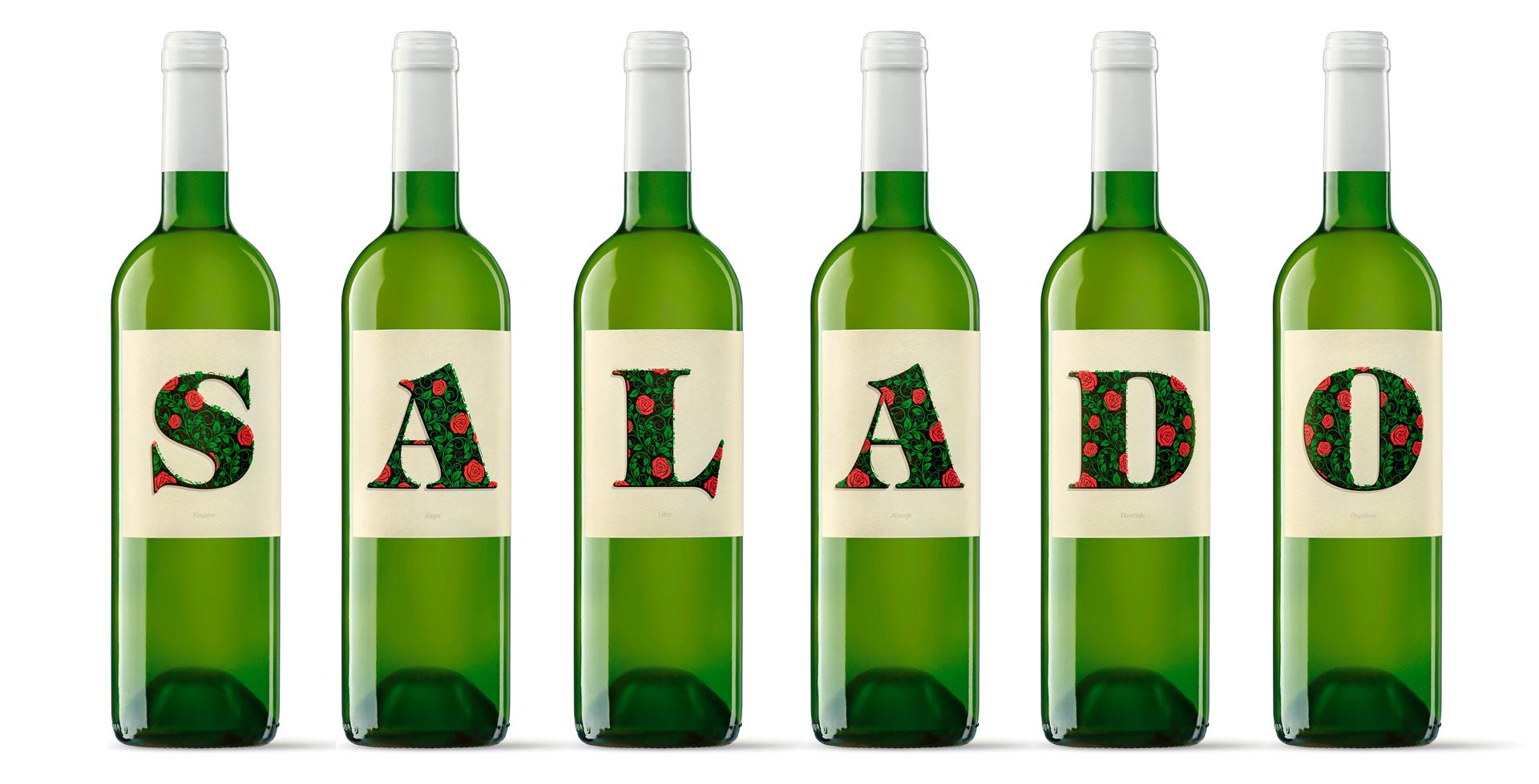 Bodegas Salado Premier Packaging Botellas
