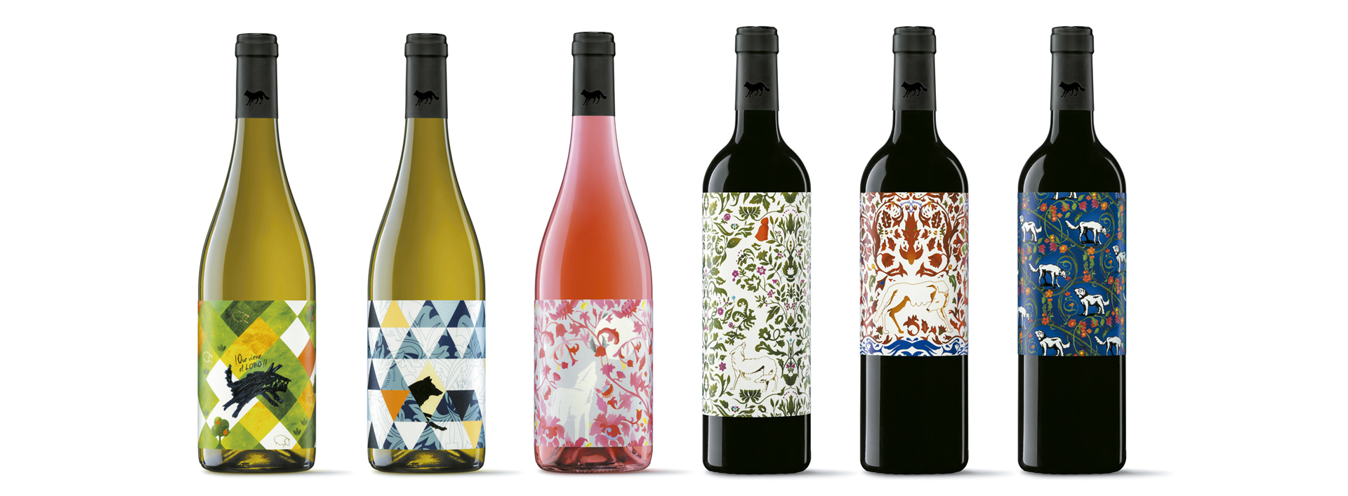Manada Luparia Packaging Gama Vinos 1920px