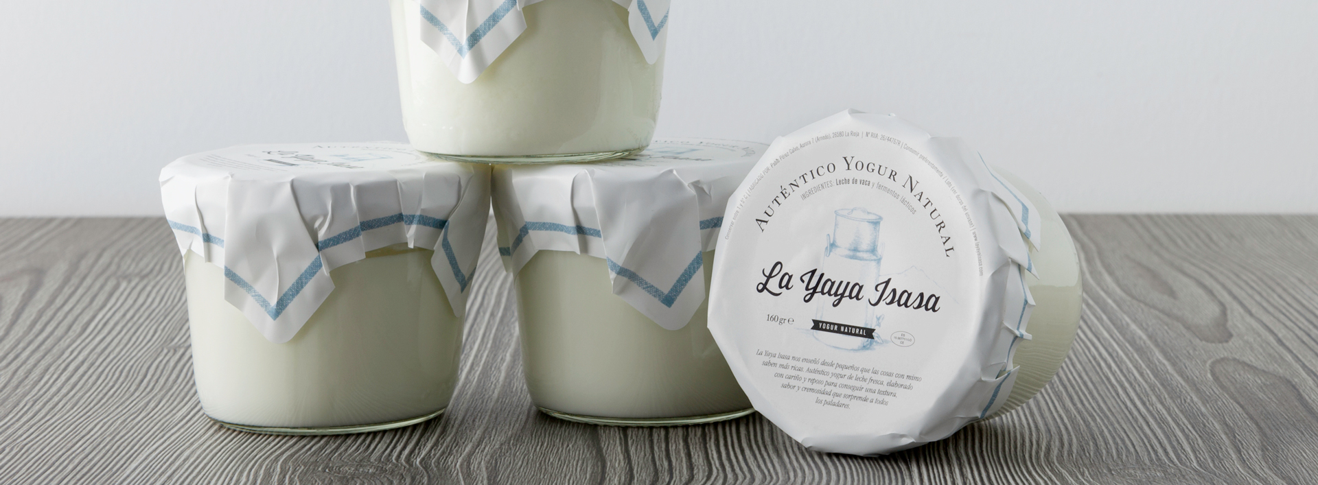 La Yaya Isasa Packaging Portada
