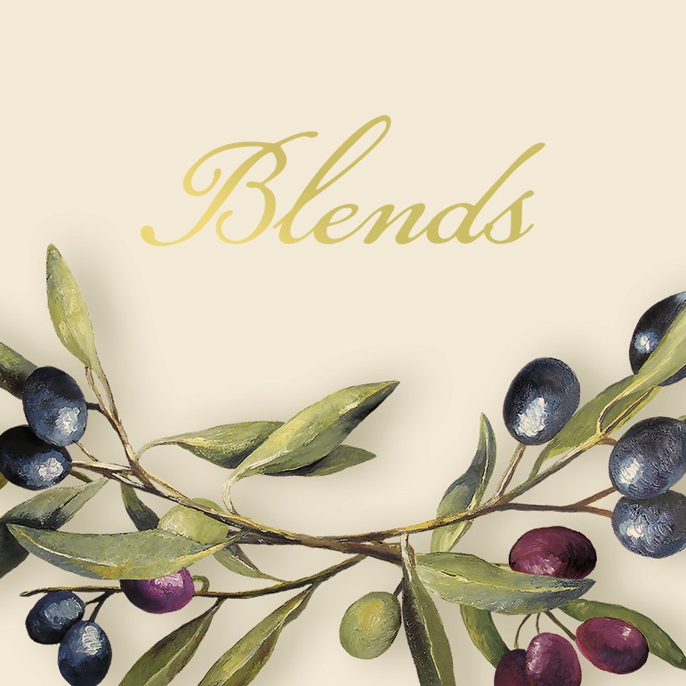 Blends GRID b - Branding -