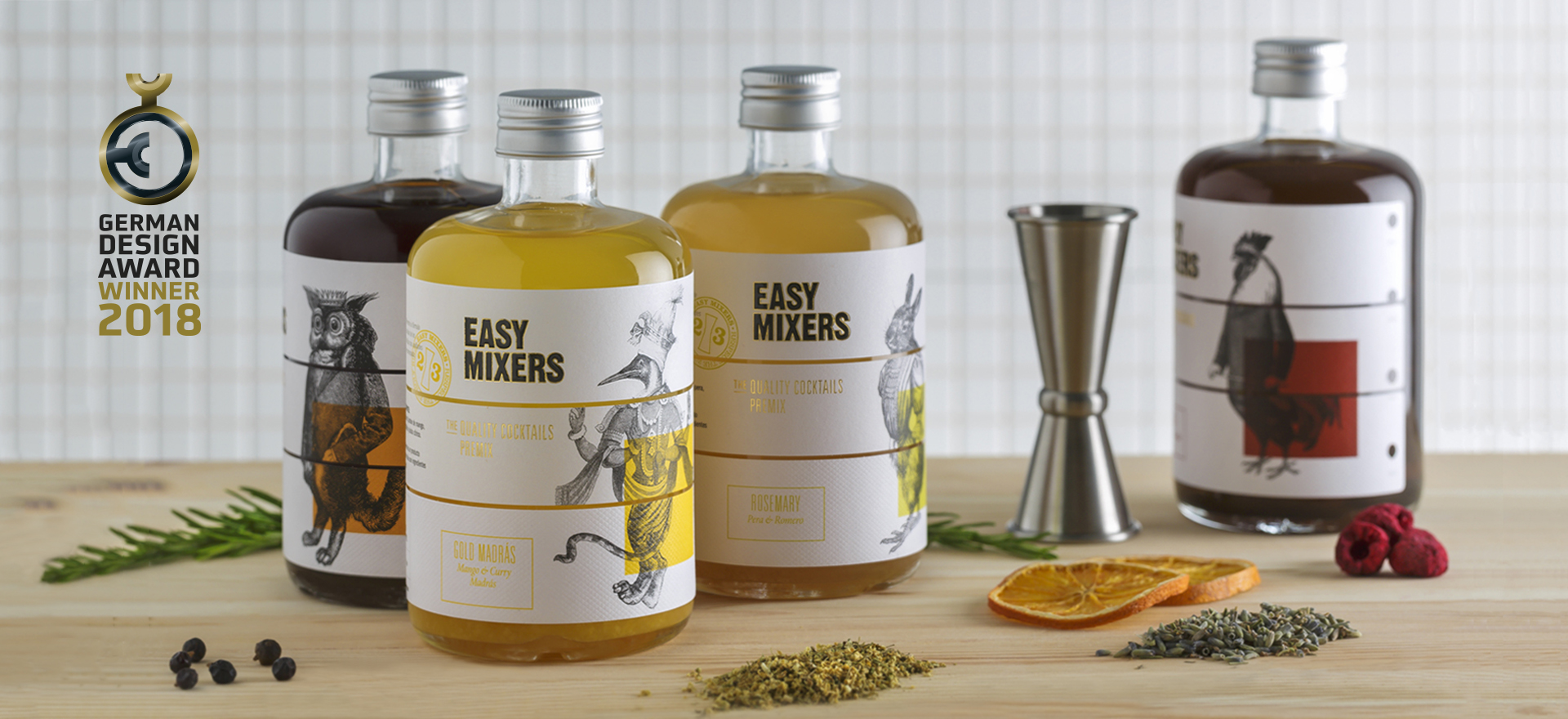 EASY MIXERS - https://www.easymixers.com/